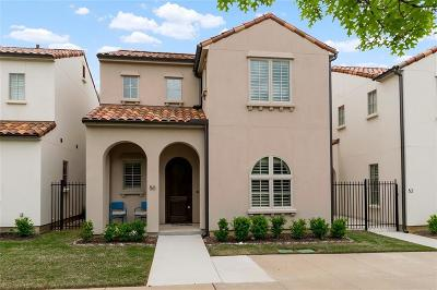 Colleyville Condo Active Option Contract: 50 Village Lane