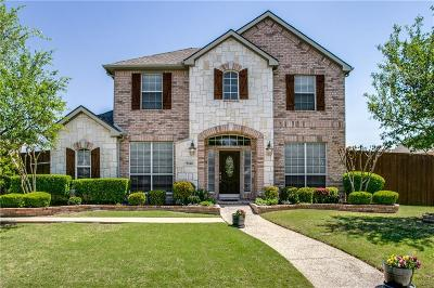 Frisco Single Family Home For Sale: 9446 Tanyard Lane