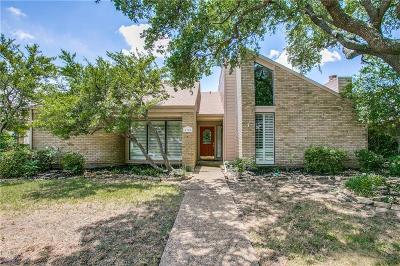 Dallas Single Family Home For Sale: 4308 Country Brook Drive