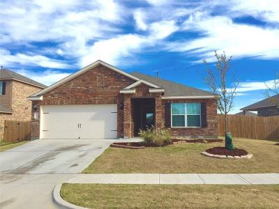 Crowley Single Family Home For Sale: 1104 Port Way
