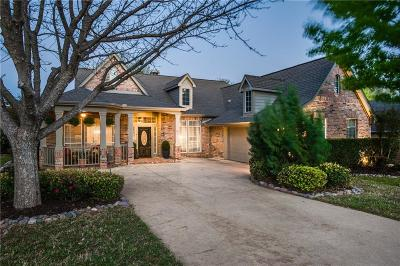 Flower Mound Single Family Home Active Option Contract: 4710 Morningstar Drive