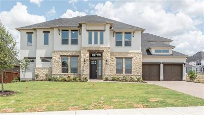 Prosper Single Family Home For Sale: 1720 Star Trace Parkway
