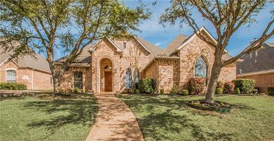 North Richland Hills Single Family Home For Sale: 8321 Vine Wood Drive