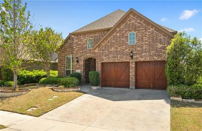 Irving Single Family Home Active Option Contract: 124 Guadalupe Drive