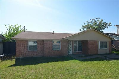 Carrollton  Residential Lease For Lease: 2125 Sequoyah Way