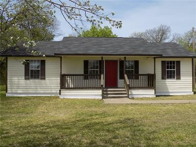 Farmersville Single Family Home For Sale: 123 State Highway 78 N
