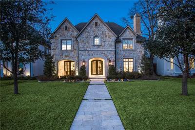 University Park Single Family Home For Sale: 4312 Purdue Avenue