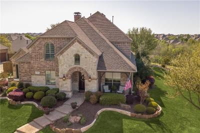 Mckinney Single Family Home For Sale: 1201 Stonington Drive