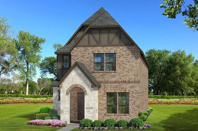 Tarrant County Single Family Home Active Contingent: 1501 English Blue Lane