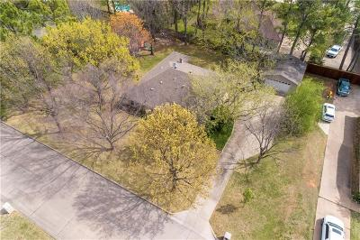 Colleyville Single Family Home For Sale: 5301 Coventry Court