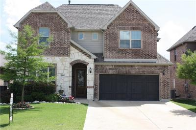 Rockwall Single Family Home For Sale: 595 Bordeaux Drive