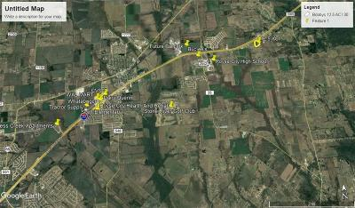 Royse City Commercial Lots & Land For Sale: 0000 W I-30