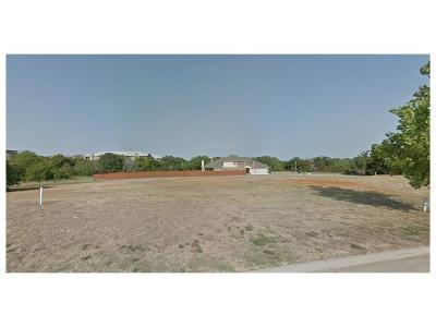 Denton Residential Lots & Land For Sale: 4808 Crossvine