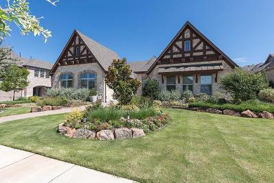 Prosper Single Family Home For Sale: 4350 Woodbine Lane