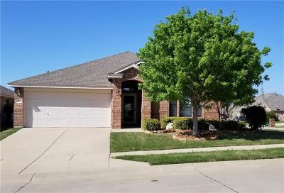 Celina Single Family Home Active Option Contract: 516 Andalusian Trail