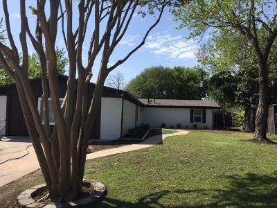 Richardson Single Family Home For Sale: 739 Greenhaven Drive
