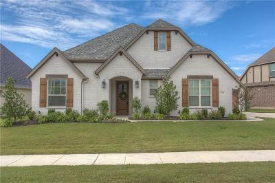 Aledo Single Family Home For Sale: 229 Parkview Drive