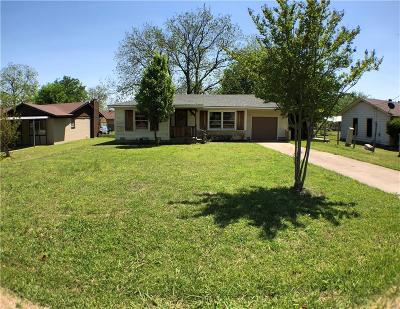 Grandview Single Family Home For Sale: 805 S 5th Street