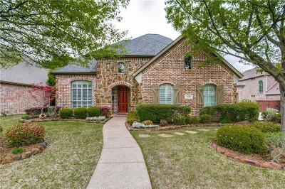 McKinney Single Family Home Active Option Contract: 908 Woodcliff Drive