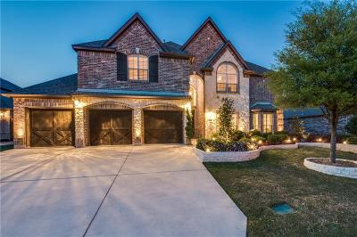 Prosper Single Family Home For Sale: 1341 Millers Creek Drive