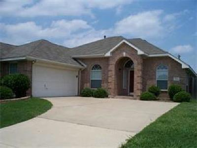 Rowlett Single Family Home For Sale: 7814 Albany Drive