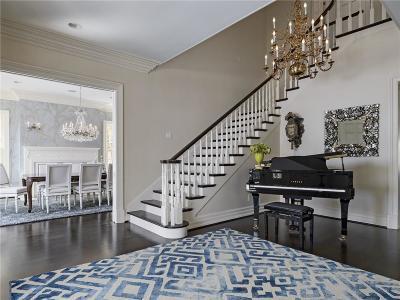 Highland Park Single Family Home For Sale: 3516 Dartmouth Avenue