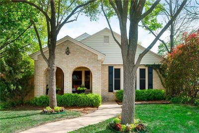 Fort Worth Single Family Home For Sale: 4001 Byers Avenue