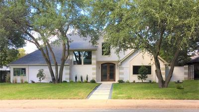 Single Family Home Active Option Contract