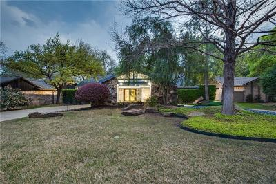 Richardson Single Family Home Active Option Contract: 321 Ridgebriar Drive