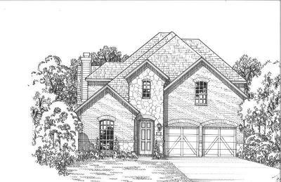 Celina Single Family Home For Sale: 1404 Bridgewater Boulevard