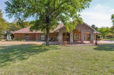 Willow Park Single Family Home Active Contingent: 300 Fairway Court