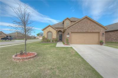 Weatherford Single Family Home For Sale: 1237 Scott Drive