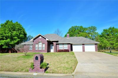 Canton TX Single Family Home For Sale: $193,900