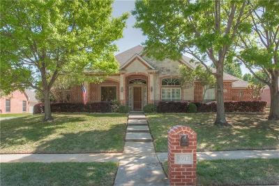 North Richland Hills Single Family Home Active Option Contract: 8912 Thornmeadow Court