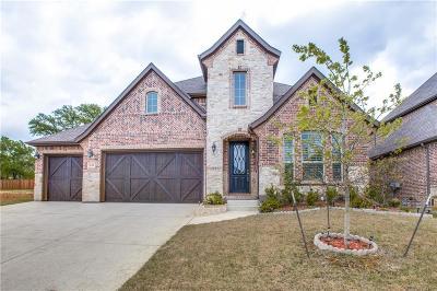 Hickory Creek Single Family Home For Sale: 110 Shadow Creek Lane
