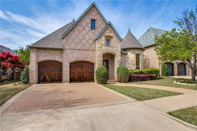Frisco Single Family Home Active Contingent: 4624 San Marcos Way