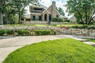 Colleyville Single Family Home For Sale: 3509 Brentwood Drive