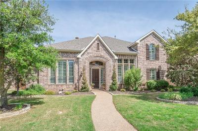 Frisco Single Family Home Active Option Contract: 5018 Kiowa Drive