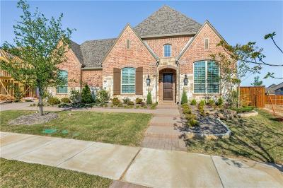 Frisco TX Single Family Home For Sale: $900,000