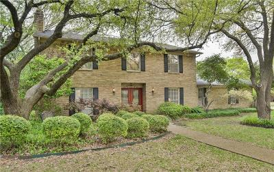 Rockwall Single Family Home Active Option Contract: 313 Russwood Street
