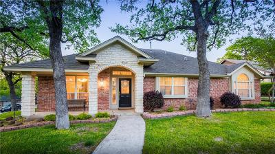 Hurst Single Family Home Active Option Contract: 412 Heather Lane