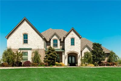 Sachse Single Family Home Active Option Contract: 6817 Eastview Drive