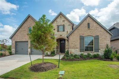 Prosper Single Family Home For Sale: 2308 Commons Way