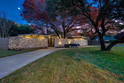 Richardson Single Family Home For Sale: 2300 Custer Parkway