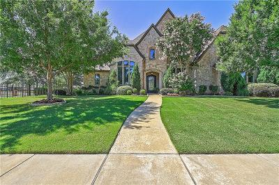 Keller Single Family Home For Sale: 2440 Southern Hills Drive