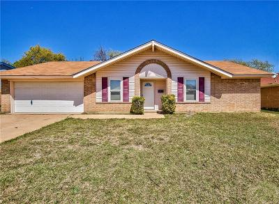 Carrollton Single Family Home For Sale: 2121 Bordeaux Drive