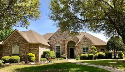 Southlake Single Family Home For Sale: 1111 Crockett Court
