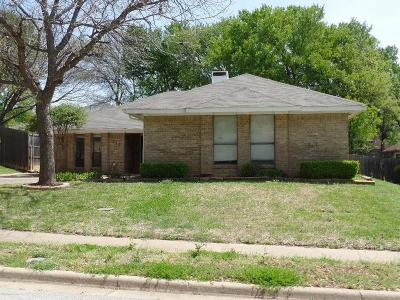 Euless Residential Lease For Lease: 711 Dickey Drive
