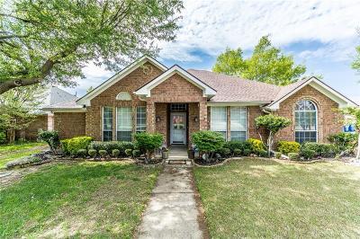 Rowlett Single Family Home For Sale: 7505 Cedarbrook Road