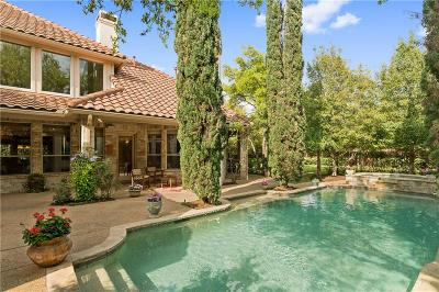 Plano Single Family Home For Sale: 6404 Lake Forest Drive